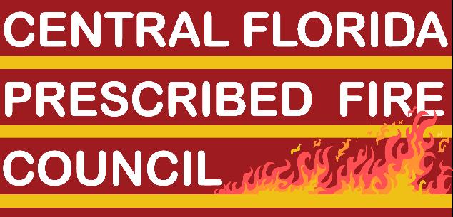 Central Florida Prescribed Fire Council Logo