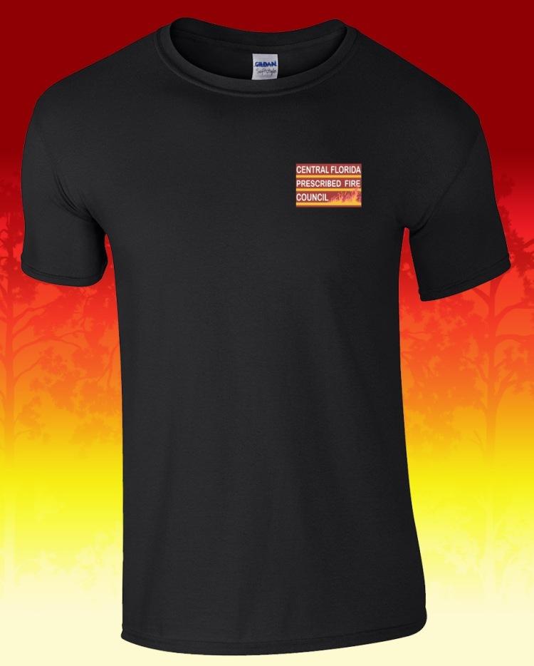 Central Florida PFC Black Shirt
