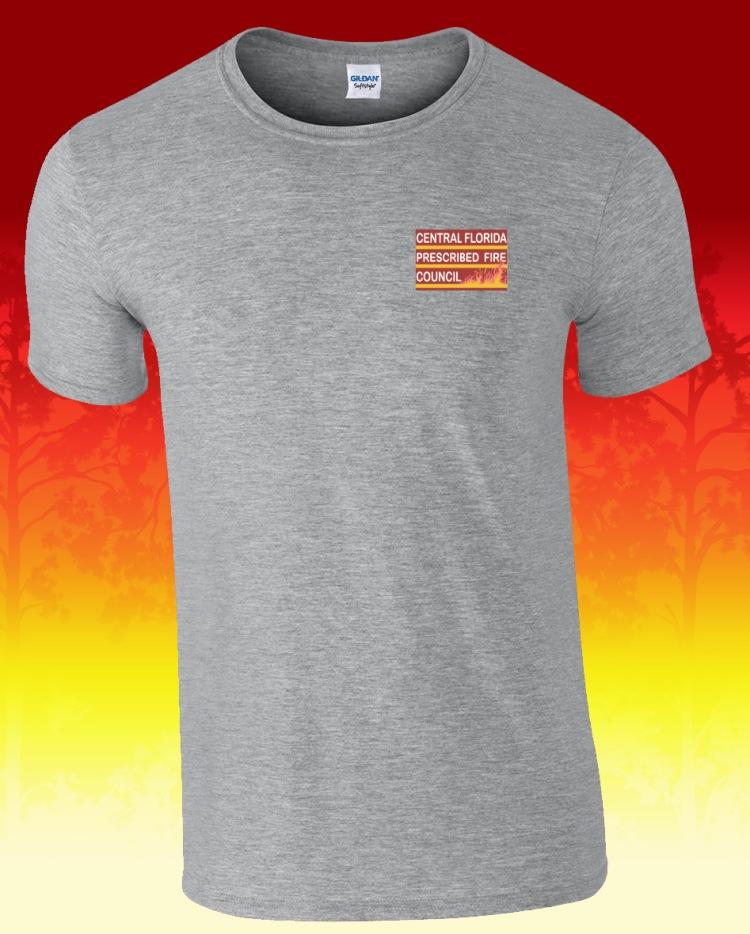Central Florida PFC Grey Shirt